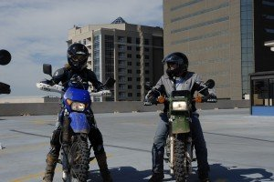 OKC – Urban Assault Dual Sport Ride