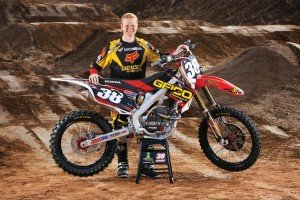 Elk City's Trey Canard takes 3rd at Toronto Supercross