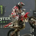 Trey Canard takes third at Supercross Round 2