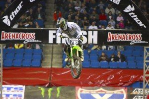 Arenacross Tulsa Jan 8-9