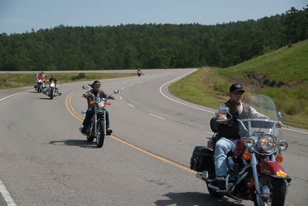 Several friends of the Youngpeters came to ride with us on Saturday.