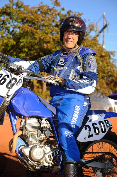 Glen Sinclair grew up racing with the likes of Jack Penton and Dick Burleson.