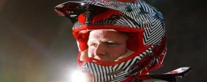 Trey Canard races in Dallas Supercross this weekend
