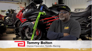 Tombo Racing featured on Discover Oklahoma TV show