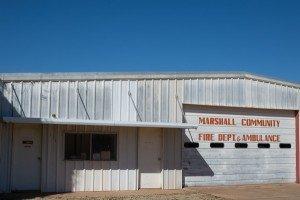 Marshall Oklahoma
