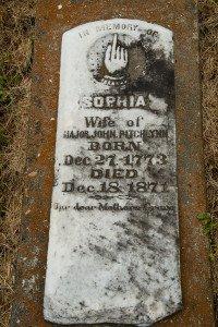 Oklahoma Adventure – Oldest Known Grave in Oklahoma