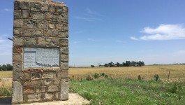 Cowboy Tombstone – Jefferson, Oklahoma