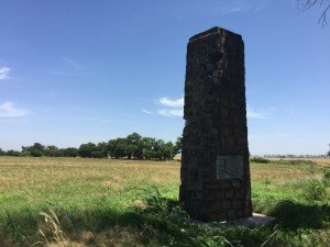 Old Sewell Stockade – Jefferson Oklahoma