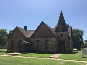United Methodist Church – Jefferson Oklahoma