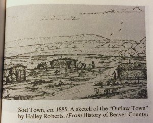 Sod Town – Ghost Town in the Oklahoma Panhandle