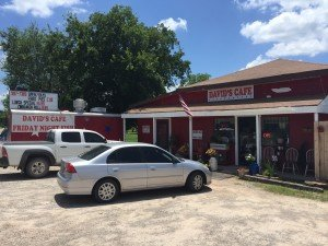 Earlsboro – David's Cafe